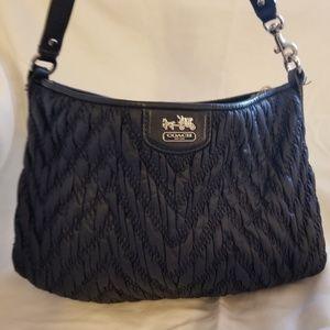 Coach 70th Anniversary Madison Chevron Bag- Used